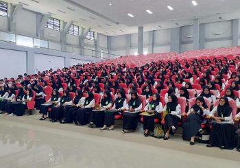 Mahasiswa Ikuti Pembekalan PKL