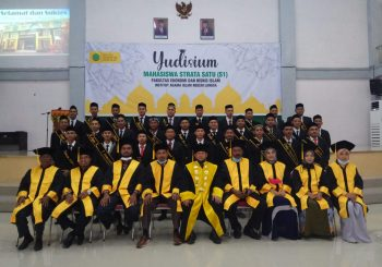 Fakultas FEBI IAIN Langsa Yudisiumkan 149 Mahasiswa